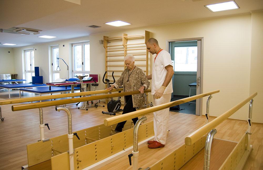 Casa di soggiorno per anziani a bedizzole brescia for Piano casa palestra