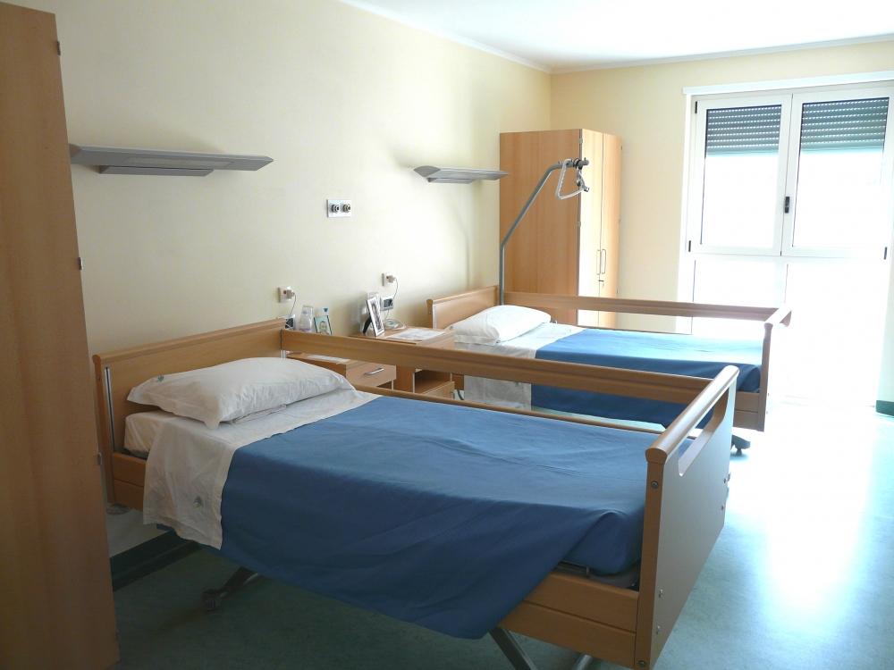 Casa di riposo a bedizzole brescia strutture per for Arredamenti case di riposo